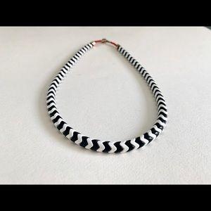 Roxanne Assoulin black &white necklace